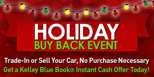 Holiday Buyback 2: ID# 2013